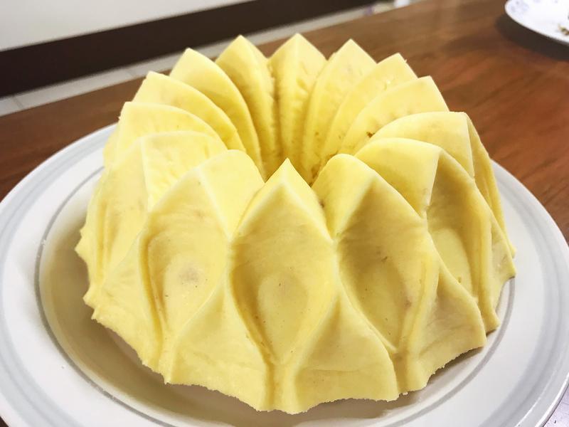 柚香輕乳酪蛋糕