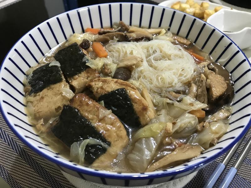 米粉羹(全素)