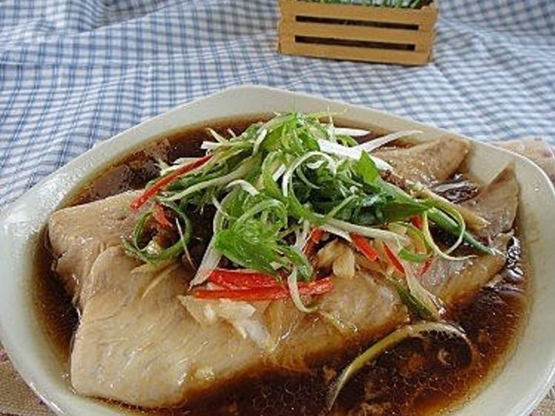 xo干貝醬蒸鯛魚