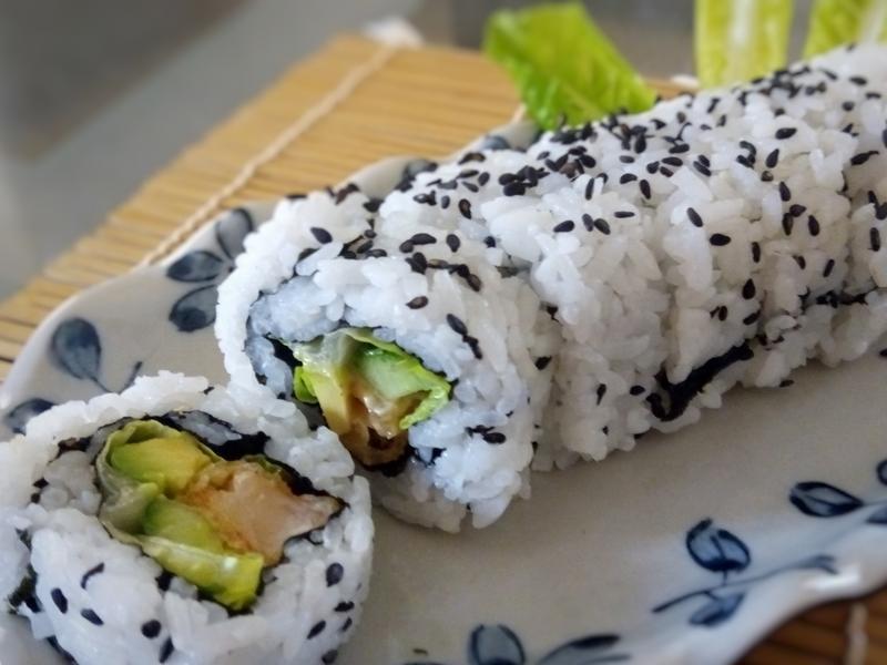 炸蝦壽司-派對餐點