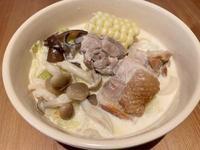 【寶寶食譜】牛奶雞肉烏龍麵