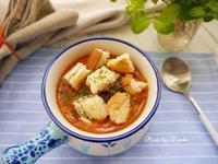南瓜蕃茄濃湯