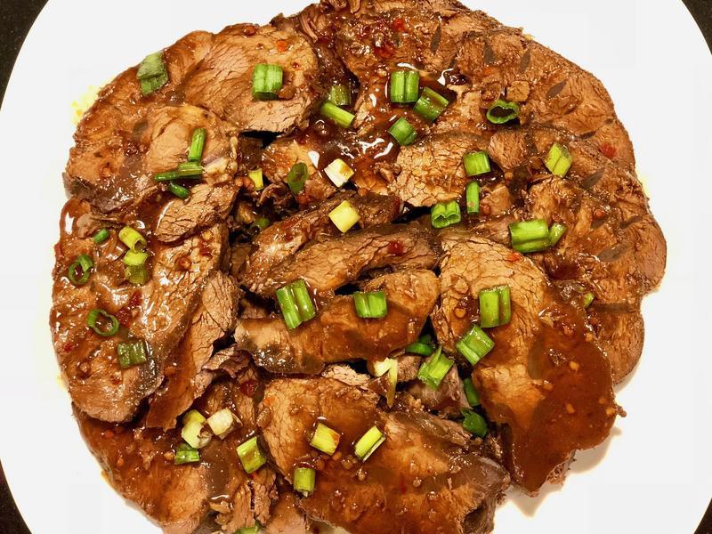 香辣滷牛腱 & 醬牛肉-電飯鍋滷煮超簡單