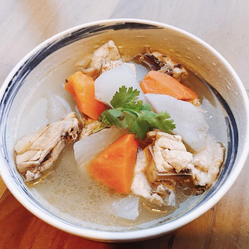 紅白夢蘿燒雞