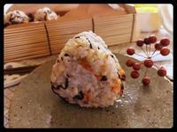 * 櫻花蝦飯糰 (露營OK)