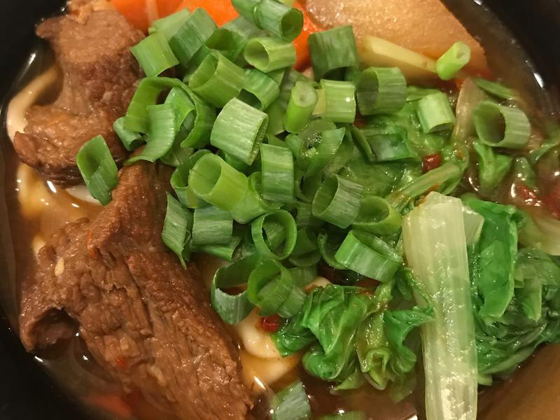 紅燒牛肉麵
