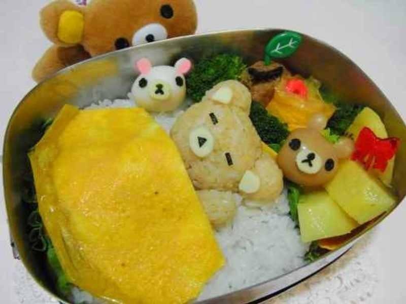 [親子食堂]懶懶熊愛睡覺