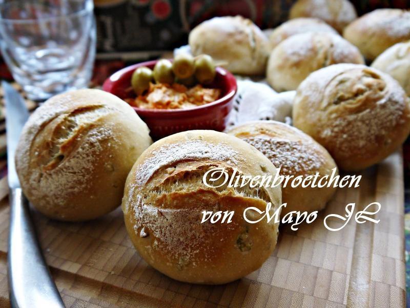 橄欖小麵包