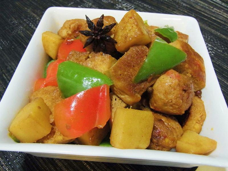 【奇想鮮解凍】紅燒凍豆腐(素菜)