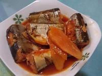懶人化骨茄汁秋刀魚