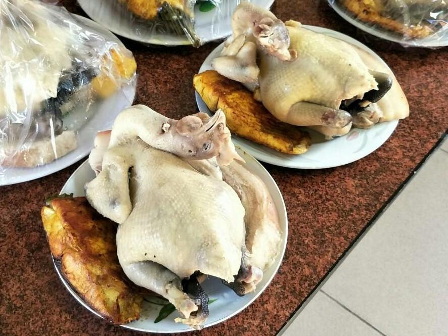美味料理-鹽水雞(可拜拜用)