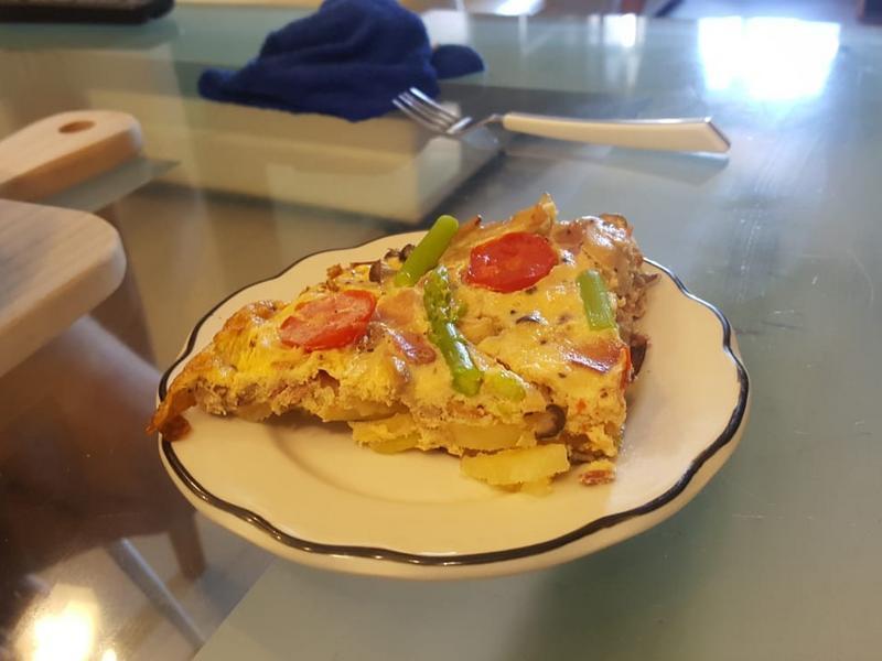 西班牙 薯仔批歐姆蛋