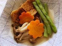 【日式副菜】野菜油豆腐煮(露營OK)
