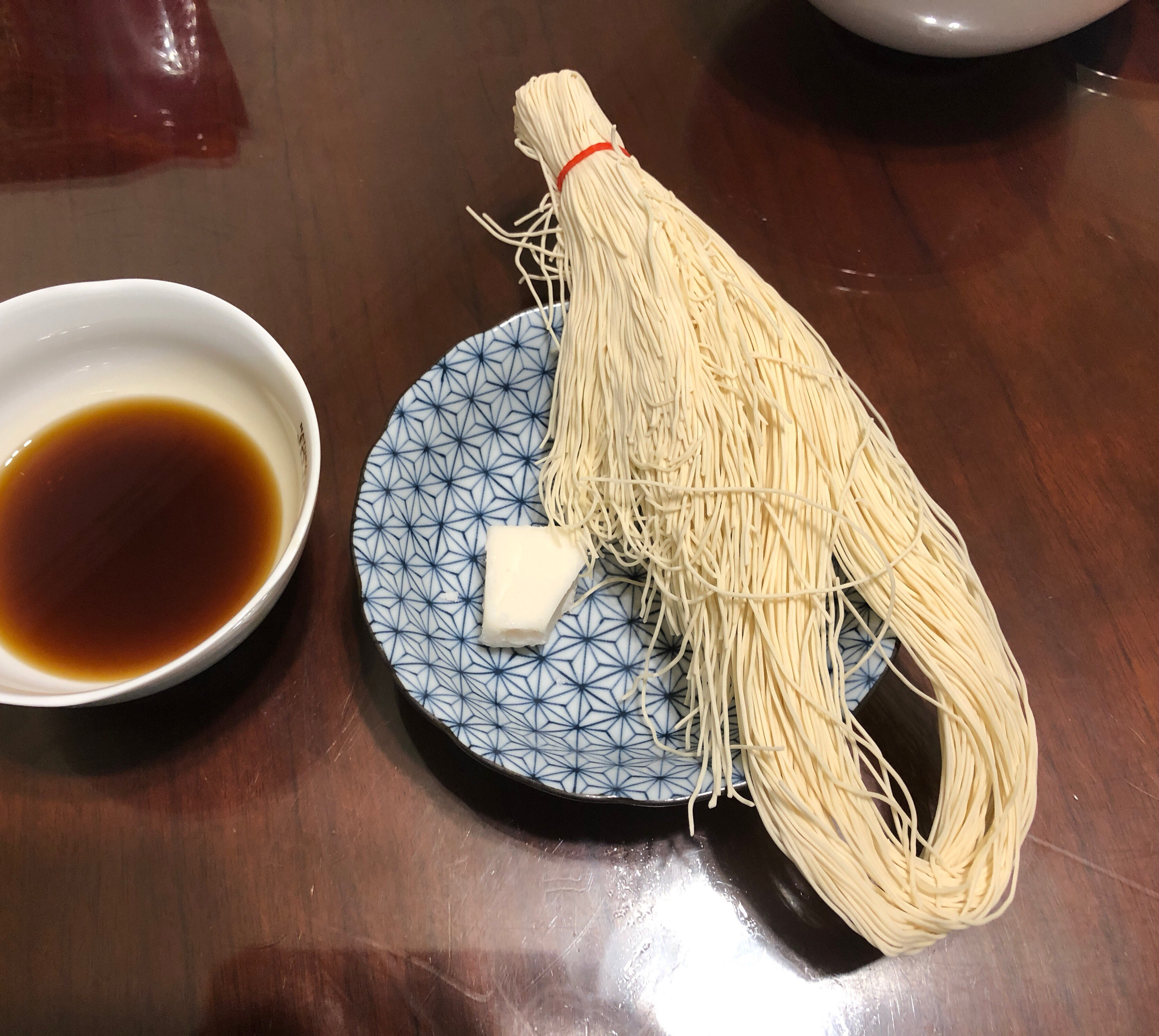 麻油煎麵線