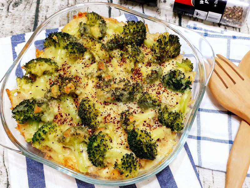 Couscous焗烤超級食物