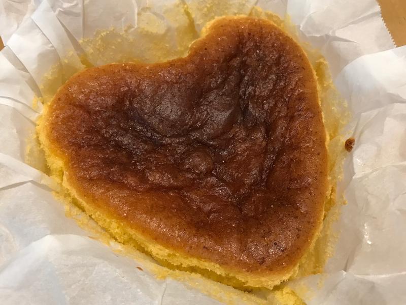 蜂蜜半熟凹蛋糕~低醣升酮、超級快速簡單