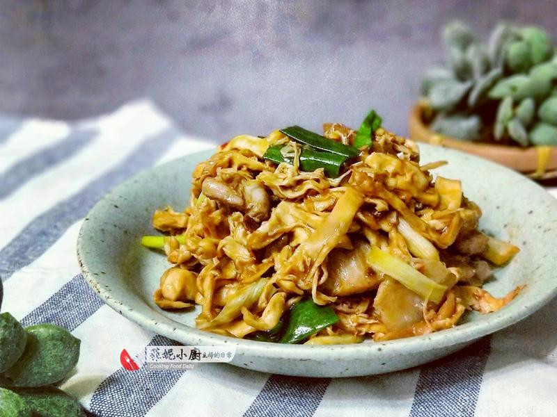 桂竹筍片炒回鍋肉