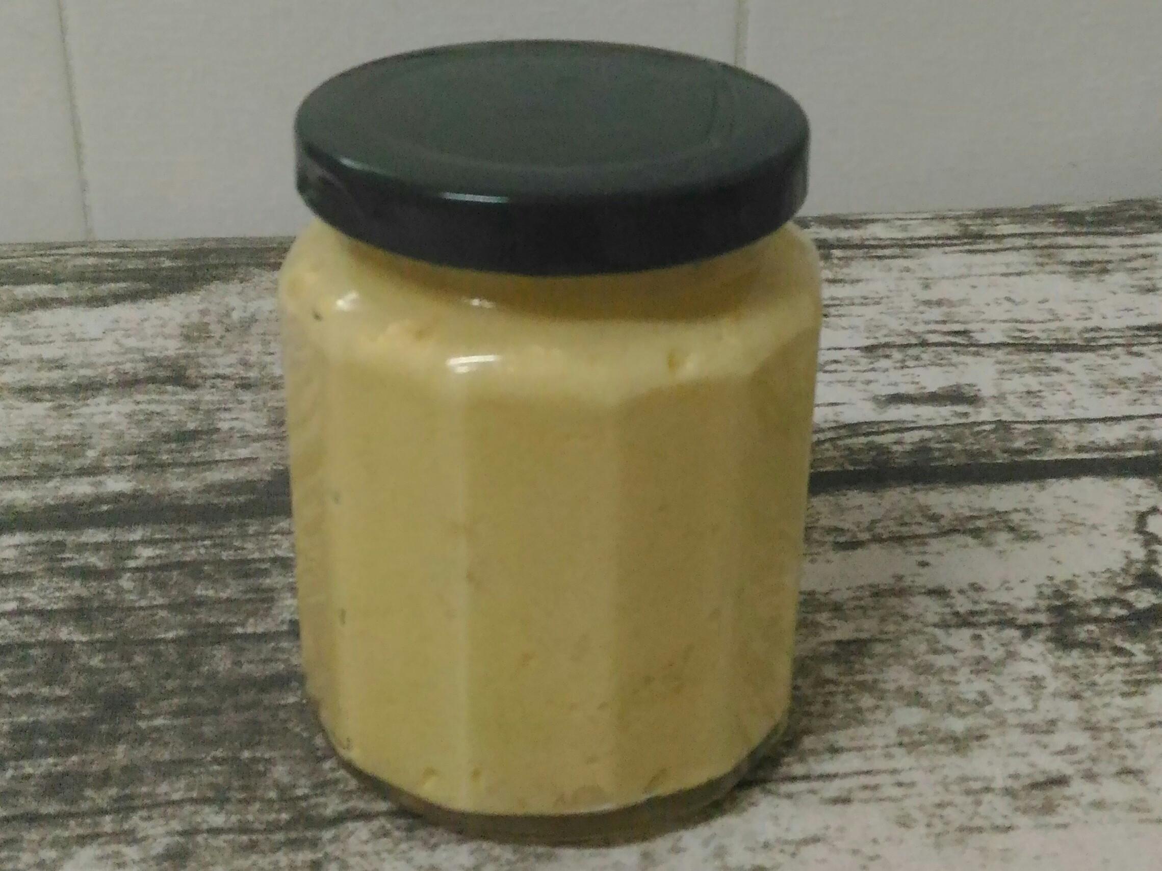 鹹蛋黃奶酥醬