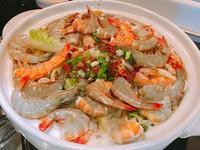 鮮蝦🦐冬粉砂鍋