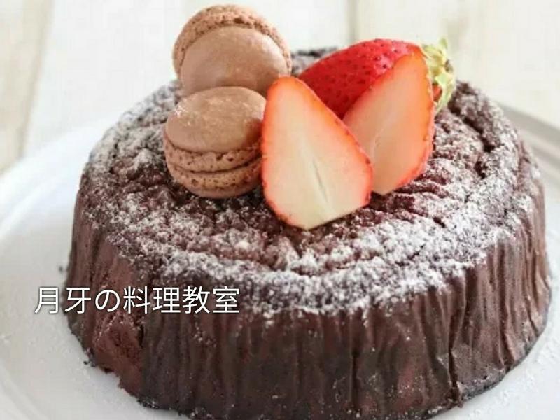 脆沙巧克力蛋糕