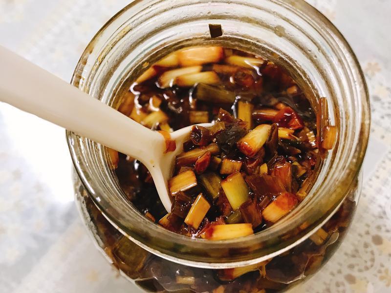 蔥蒜辣椒醬油