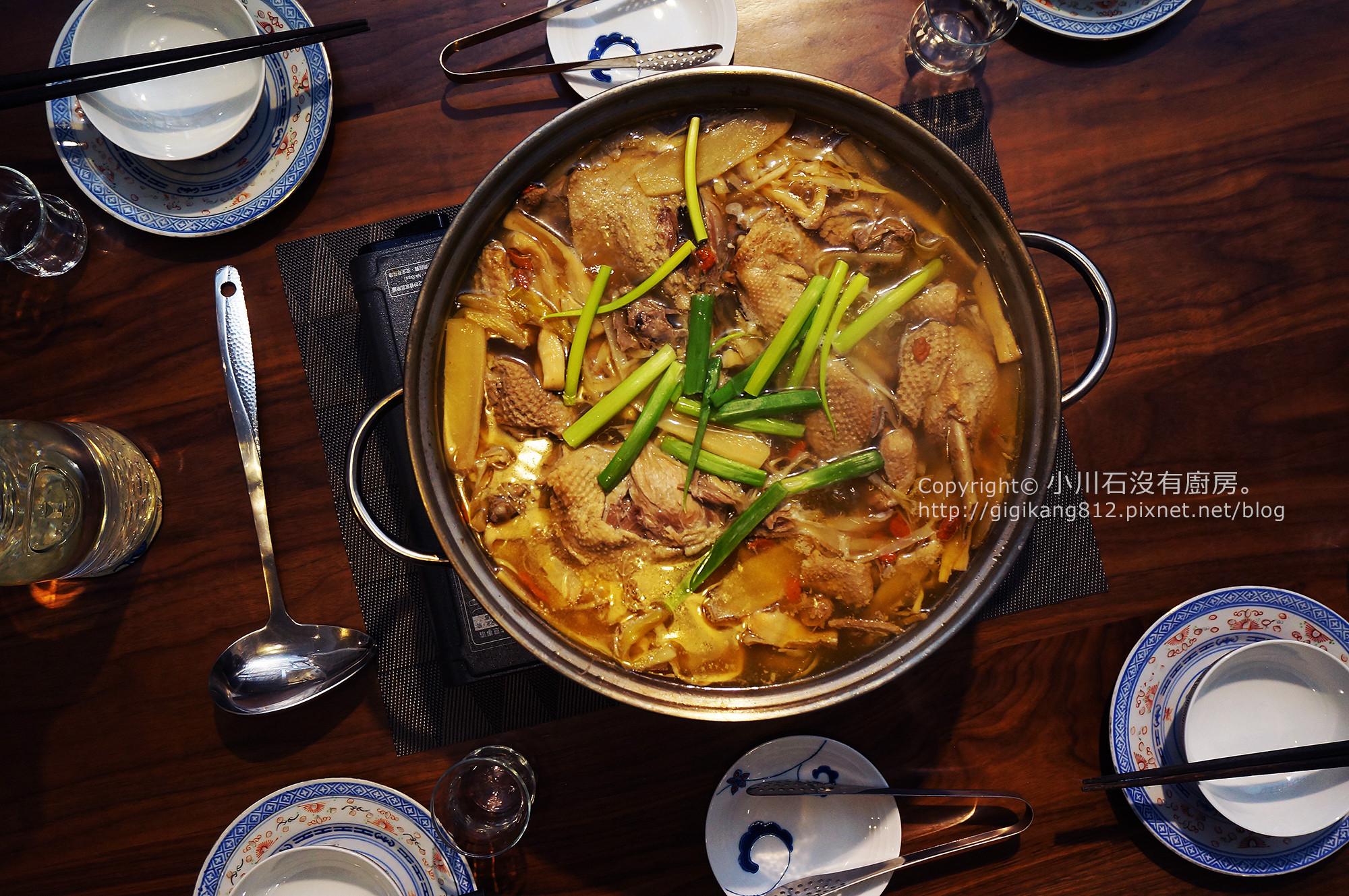杭州名菜-老鴨煲