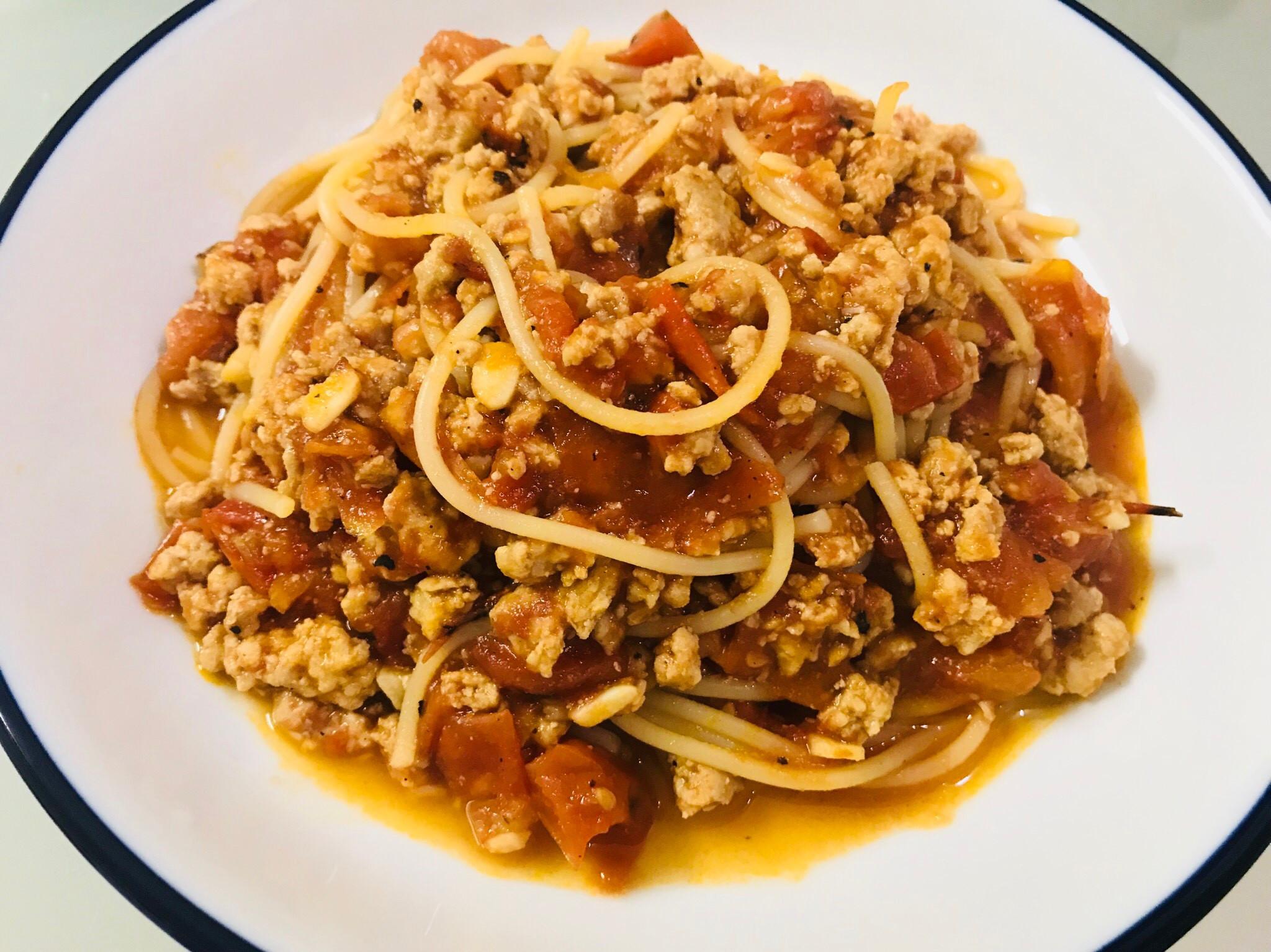 萬年不敗:經典肉醬義大利麵