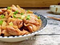 洋蔥炒雞肉