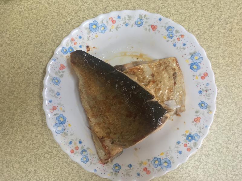 萬用鍋 乾煎虱目魚