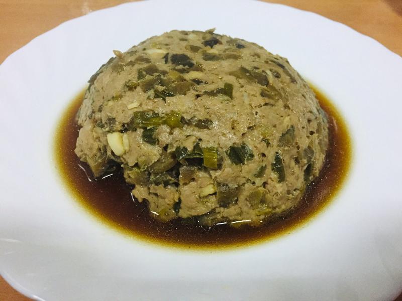 萬用鍋  超下飯的古早瓜子肉