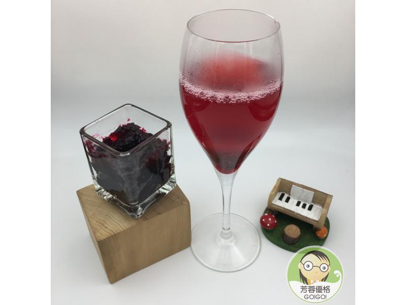 DIY洛神花果醬~使用水波爐