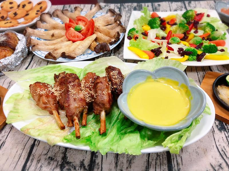 水波爐ㄧ爐多菜優格早午餐