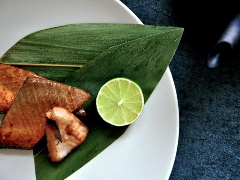 日式魚肚幽庵燒