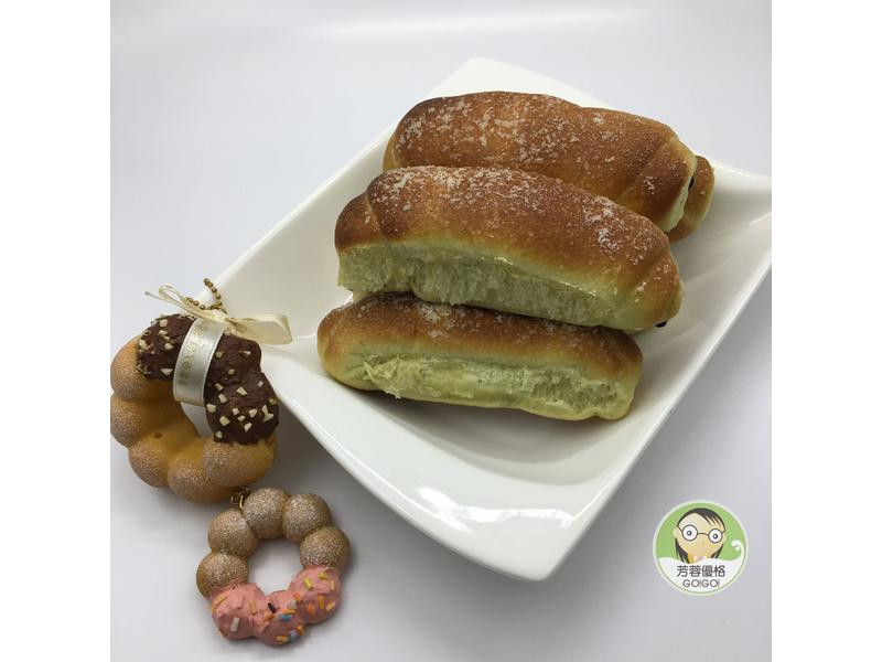 香蘭優格溫莎麵包