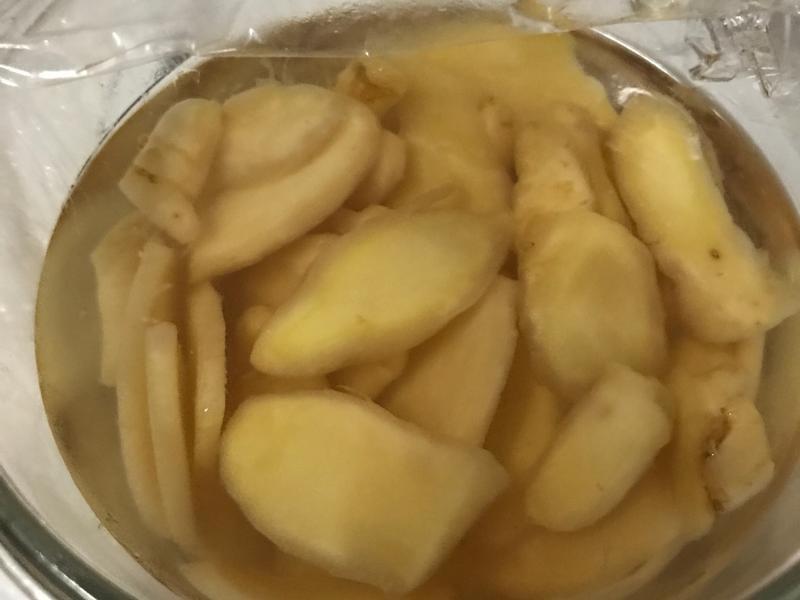 醃嫩薑(日式壽司風味)