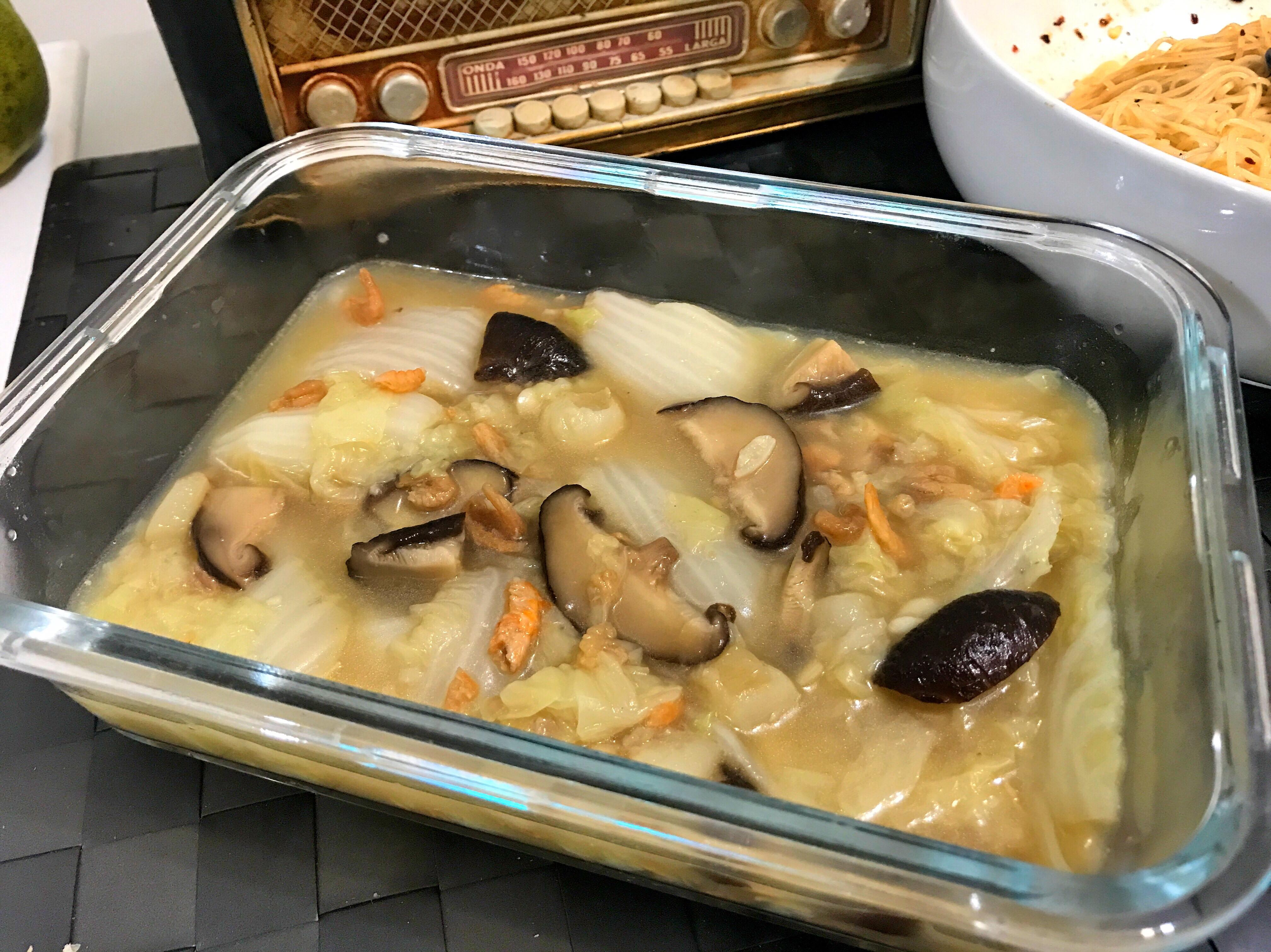 開陽白菜。便當菜
