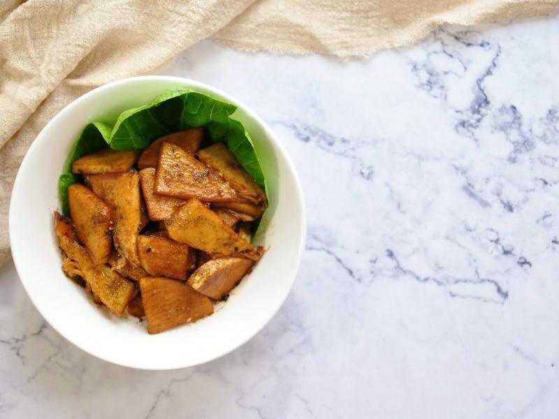 竹筍也可以這樣煮:金平竹筍