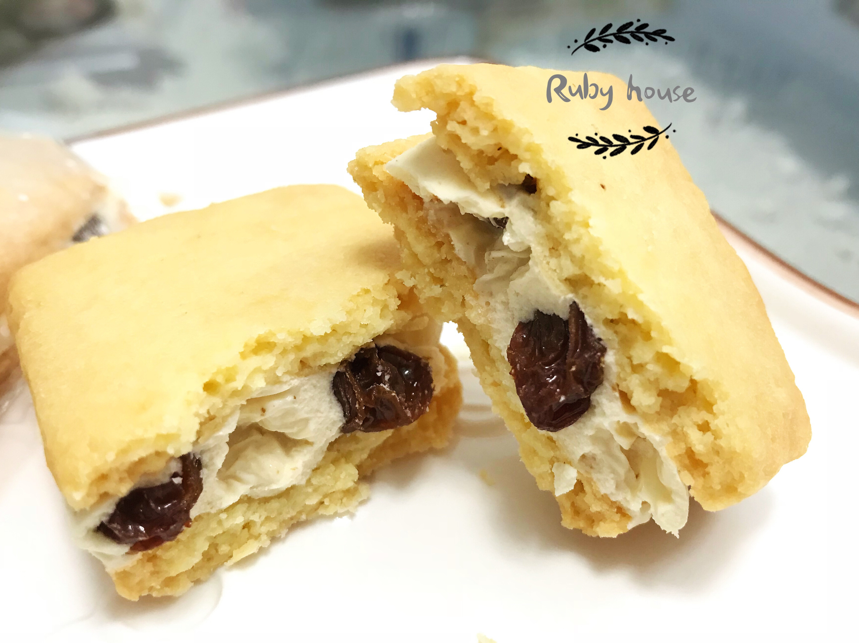 蘭姆葡萄乾餅乾
