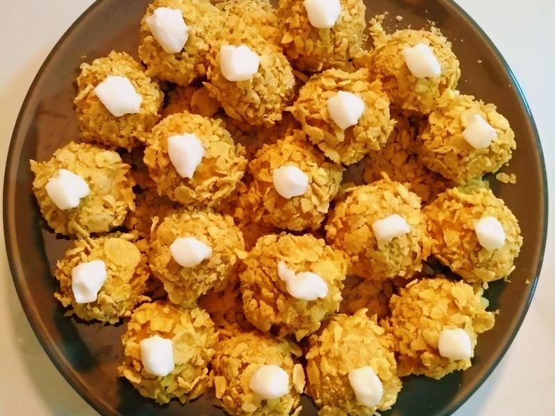 卡滋黄金脆紅薯(地瓜球、非油炸低熱量)