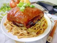 筍乾大封肉(滷大封肉)(WMF快力鍋)