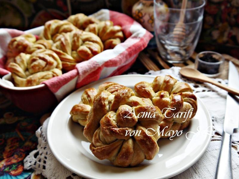 土耳其 Açma甜麵包 A.