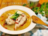 麻油枸杞鱸魚湯