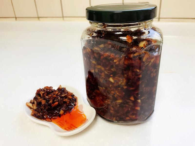 香辣拌麵醬(無麩質)