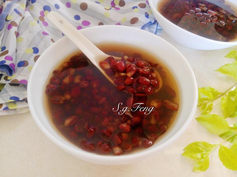 紅豆湯(WMF快力鍋)