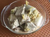 白菜燉豆腐