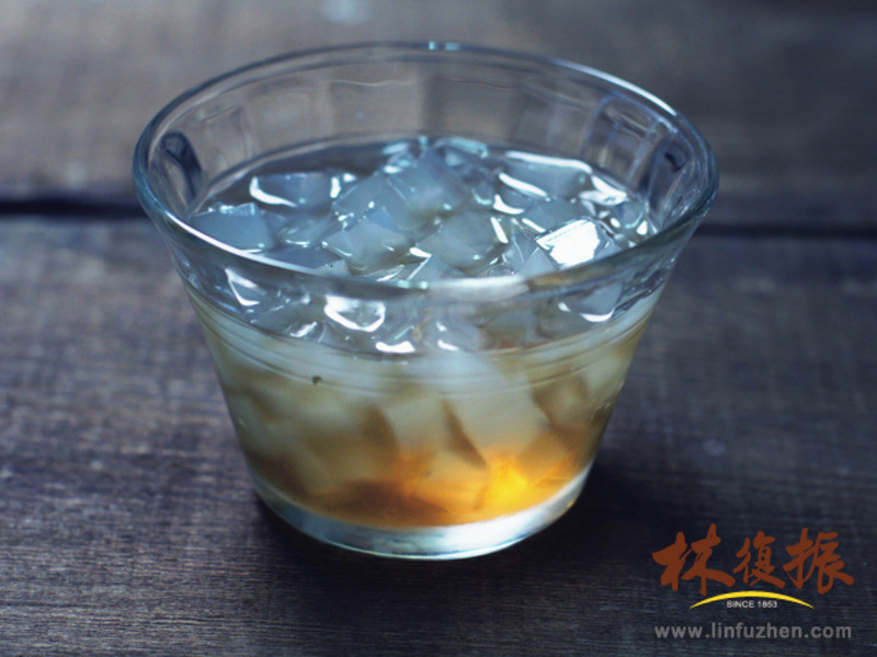 [飲品]冬瓜茶海燕窩凍飲