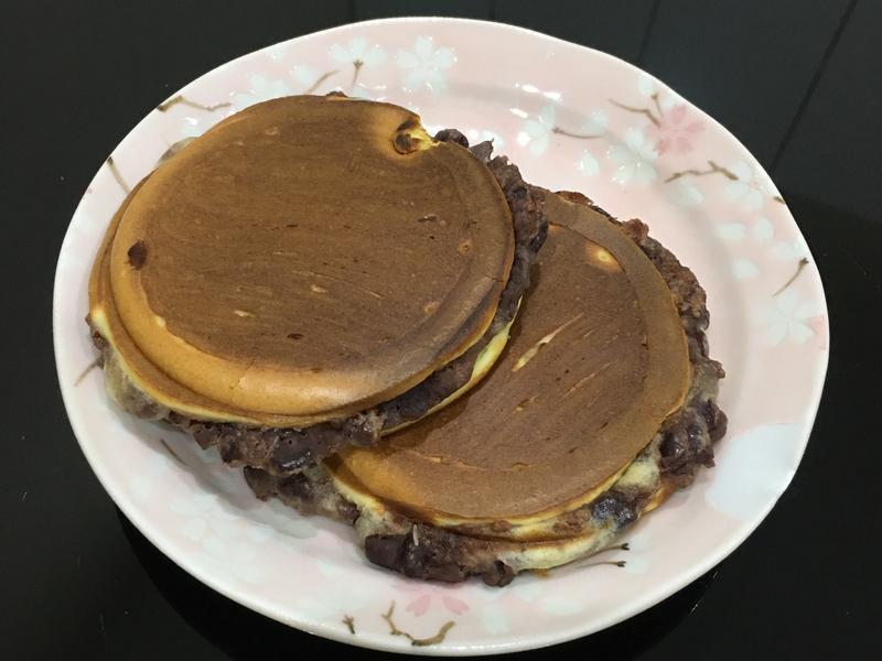 Vitantonio (小v)爆漿紅豆餅