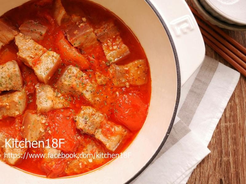 番茄燉肉_一鍋到底零廚藝