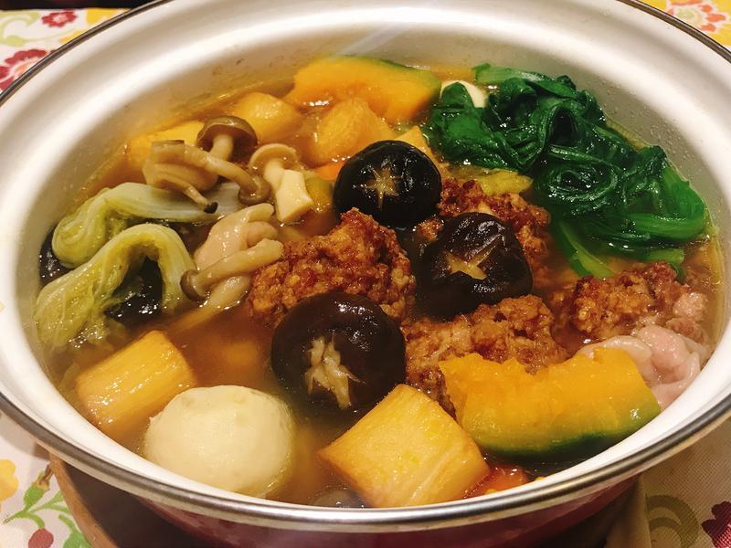 獅子頭火鍋(全聯食材)