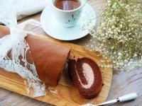 巧克力奶酪蛋糕卷